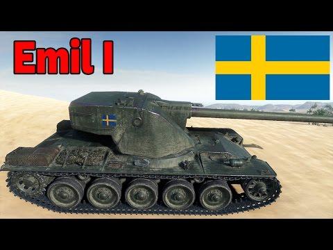ZACNY MAGAZYNEK - Emil I - World of Tanks (видео)