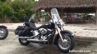 9. New 2014 Harley Davidson Heritage Softail Classic Motorcycles for sale - Zephyrhills, FL