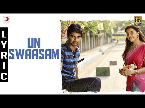 Download Eetti - Un Swaasam Lyric | Adharvaa, Sri Divya | G.V. Prakash Kumar | Raviarasu HD Mp4 3GP Video and MP3
