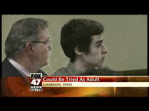 Chardon School Shooter Could Be Charged as Adult