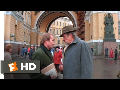 The Russia House (5/10) Movie CLIP - The Next Revolution (1990) HD