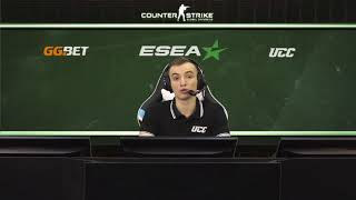 (RU) || ESEA Main S27 || Spirit vs Virtus.pro || bo3 || map 2 || @AlexeyDeq