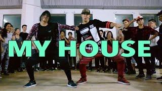 Video MY HOUSE - Flo Rida Dance | @MattSteffanina Choreography (Int Hip Hop Class) MP3, 3GP, MP4, WEBM, AVI, FLV Agustus 2018