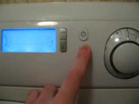 Аристон стиральная машина 109 ремонт видео