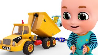 Video Surprise Eggs | Construction Truck for children New Set - Crane | Surprise Eggs from Jugnu Kids MP3, 3GP, MP4, WEBM, AVI, FLV Juli 2017