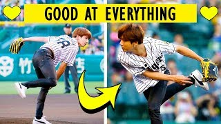 Video [BTS] Proof That Jungkook Is Good At Everything MP3, 3GP, MP4, WEBM, AVI, FLV September 2019