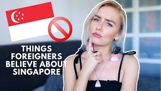 Video MISCONCEPTIONS FOREIGNERS HAVE ABOUT SINGAPORE! 🇸🇬 MP3, 3GP, MP4, WEBM, AVI, FLV Desember 2018