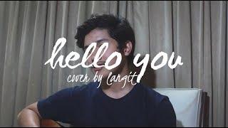 Hello You - Iqbaal Ramadhan (Cover by Langit) OST. Teman Tapi Menikah