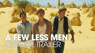 Nonton A Few Less Men  2017  Official Red Band Trailer Film Subtitle Indonesia Streaming Movie Download