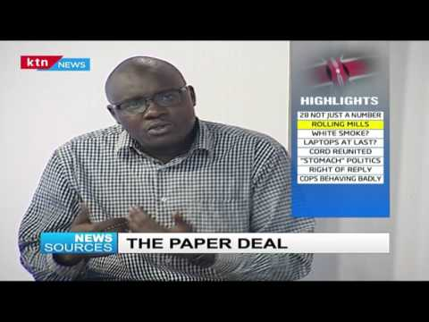 News Sources 4th May 2016: The sorry state of Huruma (Part 2)