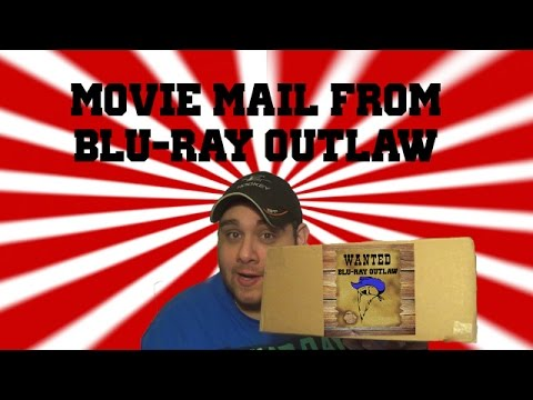 What's Up Doc! #12 Movie Mail From Blu Ray Outlaw!