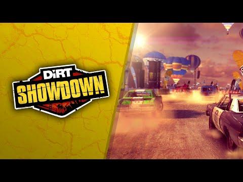 Zwiatun dema gry DiRT Showdow