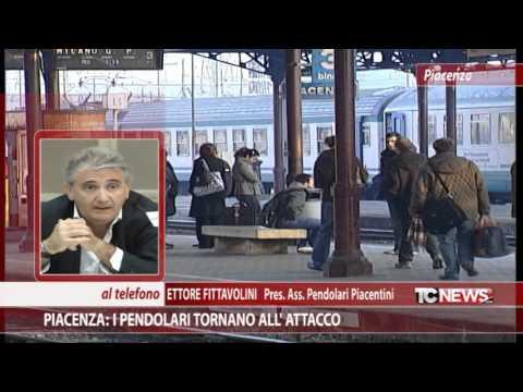 Piacenza: i pendolari tornano all'attacco