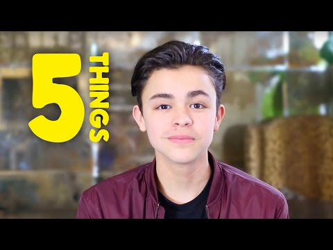 Rim of the World's Alessio Scalzotto Reveals 5 Fun Facts!