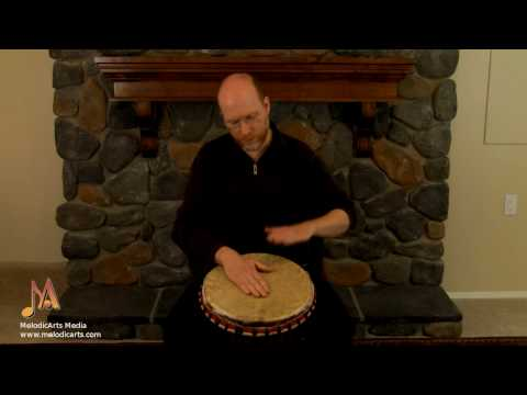 A Funky Four: Djembe tutorials with Bruce Harding