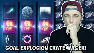 This is our own little spin on crate wars in rocket league, the winner? They get a black market goal explosion! As always with Endo it was pretty intense! Leave a like if you want to see more videos like this one!GAMERLINK: Find other Rocket League players with the 100% FREE app and use this link to unlock the AWESOME #PixelArmy BADGE! - https://bnc.lt/gamerlink-pickapixelBuy Rocket League items at - https://www.lolga.com/rocket-league/Use code 'PIXEL' for a discountGet your own #PixelArmy MERCH here: https://pixel-army.com/index.php?Click here to subscribe to join the #PixelArmy! https://goo.gl/SJWSQ9Donate here to support the channel: https://paypal.me/pickapixelhttps://youtube.streamlabs.com/pickapixelMy Second Channel: https://www.youtube.com/channel/UCC1zQeB_oG4ZyHGsJ1CaWXwContact me: Twitter - @pickapixelyt [https://twitter.com/pickapixelyt]Ps4 name: ArtificialMDBSteam: http://steamcommunity.com/id/ArtificialDB/Facebook - https://www.facebook.com/pickapixelYTInstagram: https://www.instagram.com/pickapixelytEmail: pickapixelYT@gmail.comCheck out Endo here: https://www.youtube.com/channel/UCgFr0jQPn8OmNzO6uZOD6jQ
