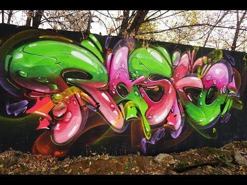 Moscow Graff Art
