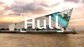 Hull United Kingdom  city photos : HULL: UK CITY OF CULTURE 2017 | ENGLAND TRAVEL VLOG #5
