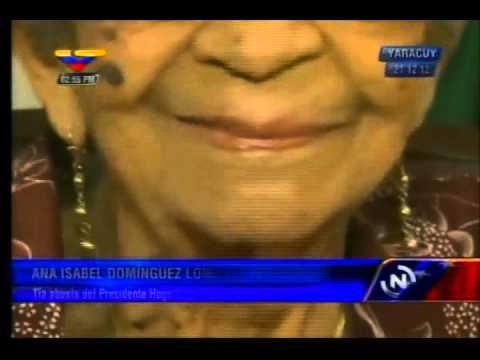 Conozca a la hija de Maisanta de 99 años, tía-abuela de Hugo Chávez
