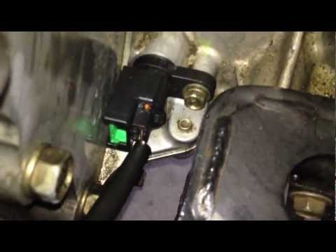Crankshaft Positioning Sensor Replacement – Error Code P0725 / P0335. Save $$$ -DIY. Nissan Altima