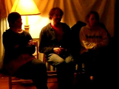 Penny Hill, Cody Ingram, Samantha Crain - Stover House Show - 10.20.2010