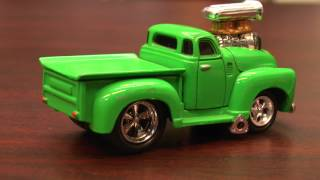 CGR Garage - 1953 CHEVY PICKUP Muscle Machines Review