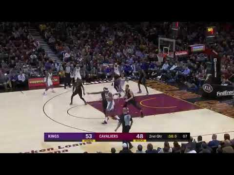 4th Quarter, One Box Video: Cleveland Cavaliers vs. Sacramento Kings