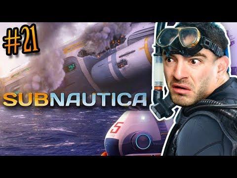 Subnautica Ep. 21 - The Thermal Plant (видео)