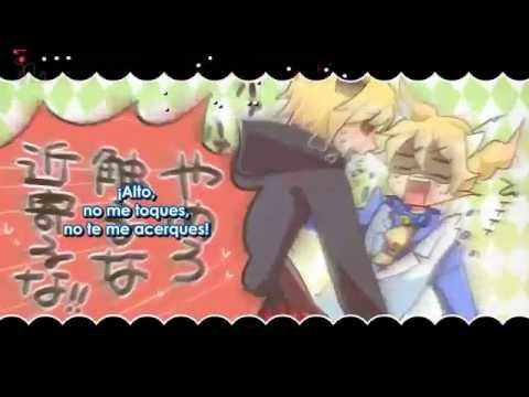 Ah, it's a wonderful cat's life [96neko & Len] (sub español + lyrics)