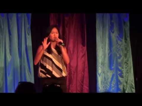 Through the Fire by Deedee Magno Hall at Vitello's (видео)