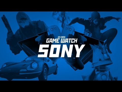 e3 - E3 is just around the corner and IGN breaks down their favorite Sony game picks of the upcoming show. Subscribe to IGN's channel for reviews, news, and all t...
