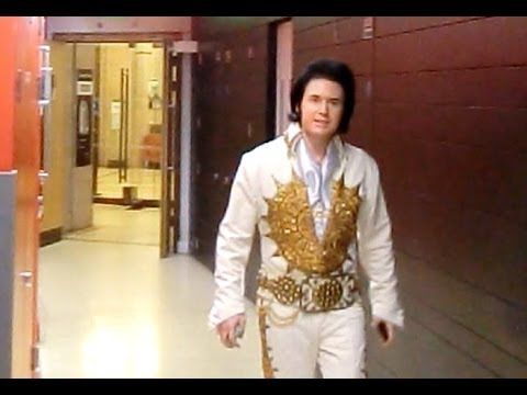 THE ONE SHOW ELVIS 2014- Video Diary by JASPER R.