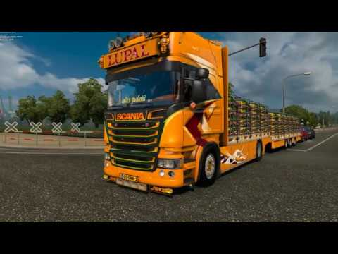 SCANIA LUPAL (RECOVERED) 1.28 - 1.30.x