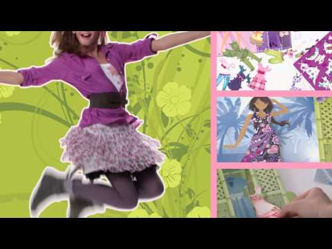 STYLE ME UP 2012 DESIGNER SKETCHBOOKS 30 SEC TV SPOT by Wooky Entertainment
