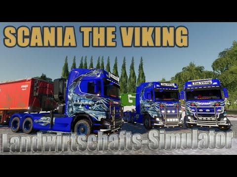Scania The Viking v1.3