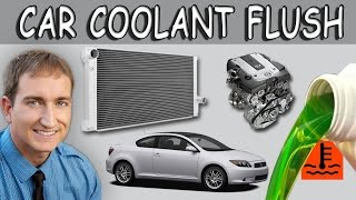 5. How to Change Coolant: Flushing a Vehicle's Cooling System