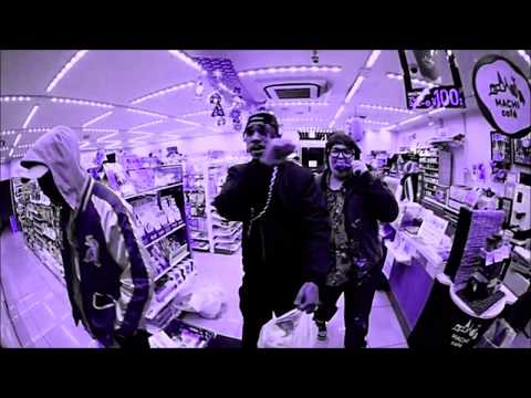 Hiroi Sekai (Worldwide) KOHH, J $tash, Young Sachi (Chopped & Screwed)