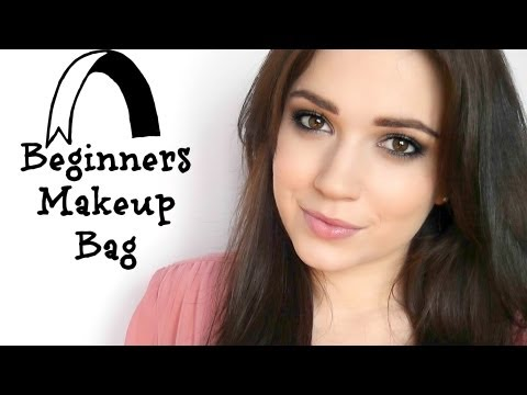 Beginners Makeup Bag