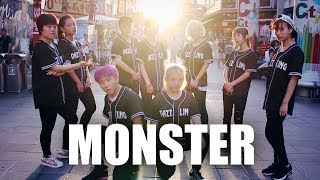 Download Lagu [KPOP IN PUBLIC CHALLENGE] EXO _ MONSTER Dance Cover by DAZZLING from Taiwan Mp3