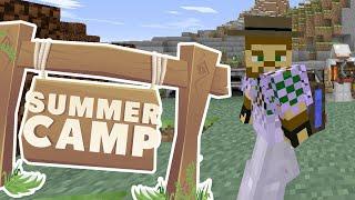 Minecraft | SUMMER CAMP! - A BIG HELPER!! [9]