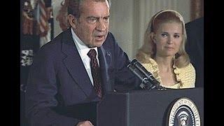 President Nixon's Farewell to the White House Staff