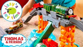 WHAT IS THIS THING! Thomas and Friends Mystery Grab Blind Bag with Trackmaster! Toy Trains for Kids