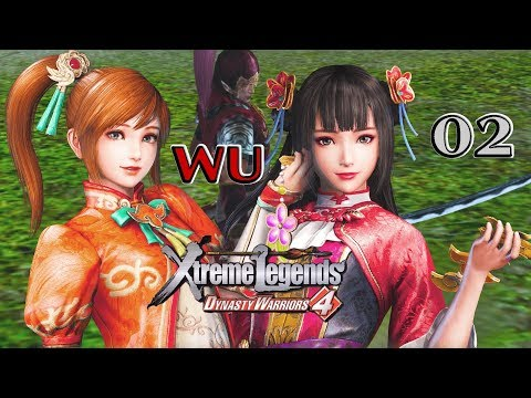 Dynasty Warriors 4 Wu Story 02: The Two Qiaos Wu Tales, Survival Guide