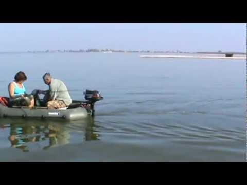 ловля тарани с лодки ейский лиман