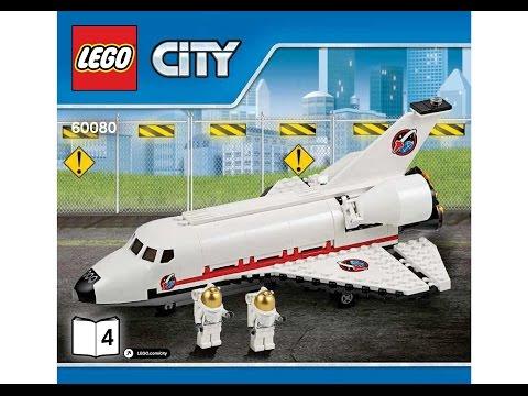 "Конструктор LEGO City 60080 ""Космодром"""