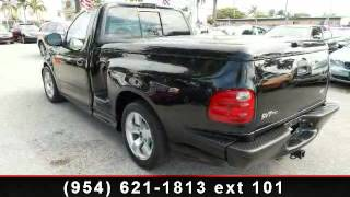 2001 Ford F150 - Cheap Auto Repo Sales - Pompano Beach, FL