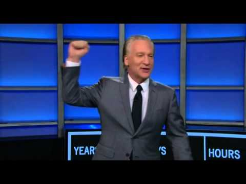 Bill Maher - Fattest Country in the World