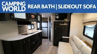 9. 2019 Venture RV Sonic 200VML | Travel Trailer - RV Review: Camping World