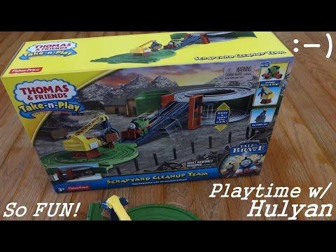 set - https://www.youtube.com/playlist?list=PLf_GonhU1wcbwlN_qX0_hmH6R-MJBikCP Thomas and Friends Toy videos VOL. 3, click the link. https://www.youtube.com/playlist?list=PLf_GonhU1wcZMULZIKGAjHJ26z4N5p...