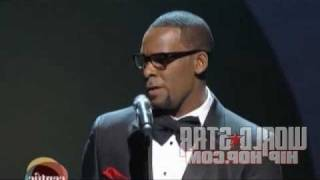R. Kelly Soul Train Award 2010 (Real Version)